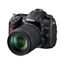 Camera Nikon D7000 Lente 18-105 Pronta Entrega