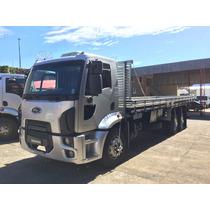 Ford Cargo 2429 2013 Carroceria