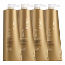 Joico K-pak Kit Reconstrutor Hair Repair System 4 Produtos