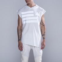 Camiseta Four Stripes La Máfia Ref 12106