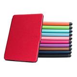Capa Case Novo Kindle Paperwhite 10ªg - Cores +  4 Brindes