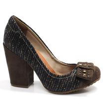Sapato Feminino Bebecê Scarpin 7910-803 | Zariff