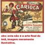 Imã De Geladeira Rotulo Antiga Brahma Carioca (reprodução)