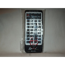 Controle Remoto Para Lenoxx Ad1800/1832/1836/1845/1860/1877