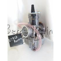 Carburador Keihin 32mm Powerjet Guilhotina Cg Dt Rd Kart Crf