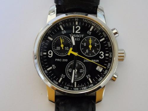 bcc5d635165 Relógio Tissot Prc 200 Sport - Swiss Made -100% Original