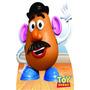 12 Display Toy Story Completo Sr Batata Dinossauro Mdf Lindo