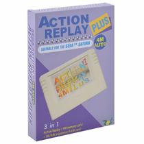 Action Replay Plus 5 Em 1 Sega Saturn Sem Juros