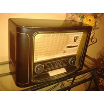 Incrível Rádio Grundig Type 966we Hi-fi Sound - Germany/1956