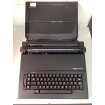 Maquina Escrever Eletrica Olivetti Práxis 20 Sem Cabo Força