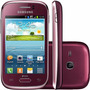 Samsung S6313 - Galaxy Young Duos Tv 4gb 3mp 3g Vermelho