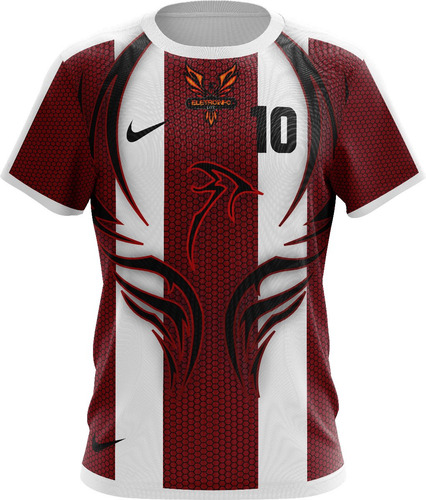 Kit Uniforme Camisa D Futebol Personalizado Dryfit Malhafria - R ... 1907e53976f51
