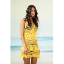 4d1545b29 Kit 15 Vestido Saida De Praia Croche Verão Banho Atacado à venda em ...