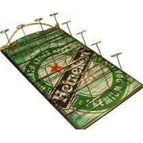Porta Copo De Parede Heineken Para Bar E Churrasqueira