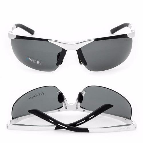 0dfccf7d3f27a Óculos De Sol Polarizado Masculino 100% Uva E Uvb R 149.9 lf4n8 ...