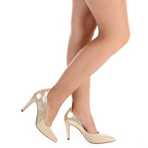 Sapato Scarpin Feminino Lara - Marfim