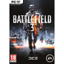 Battlefield 3 Pc Origin Key