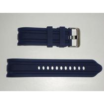 Relógio Nautica Só Pulseira Compatível Silicone X-large