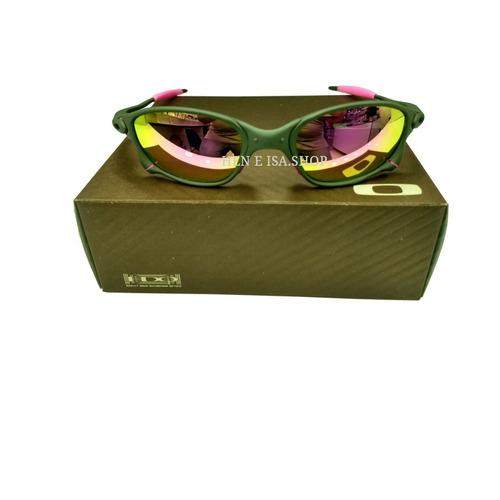 d81b83384 Oculos Oakley Double Xx Rosa + Certificado + Teste à venda em Alto da Mooca  São Paulo Zona Leste São Paulo por apenas R$ 77,99 - CompraMais.net Brasil
