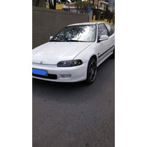 Civic Hatch Lsi Manual 134.000 Branco