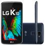 Smartphone Lg K10 K430tv Tela 5,3 4g Tv Digital Azul