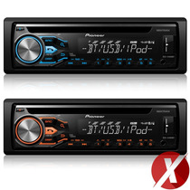 Som Automotivo Pioneer Deh-x4880bt Bluetooh Mixtrax Usb
