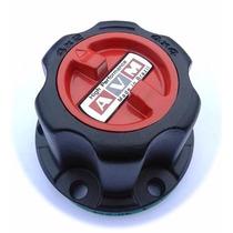 Roda Livre Avm 701xp 10 Estrias Para Willys / Ford / Gm