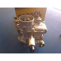 Carburador Simples Fusca Brasilia 1300 Brosol 66489