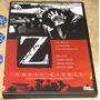 Dvd Z Costa Gavras - Yves Montant - Jacques Perrin Original
