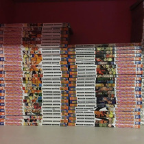 Mangá Naruto Vol. 1 Ao 56 Coleção Panini 2009 Raro