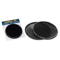 Par Tela Pop Filter Sabra Anti Puff Filtro Protetor Ruído Pf