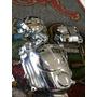 Tampa Motor Titan 150 Cromado Partida Elétrica Grátis Juntas