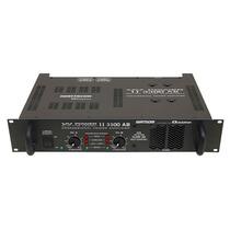 Ciclotron W Power Ii 3300ab Amplificador Potência