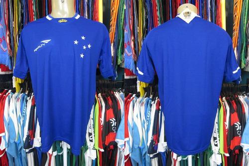 60be1eb59d Cruzeiro 2015 Camisa Titular Tamanho G