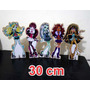 05 Display De Mesa Monster High Com 30 Cm Mdf Totem