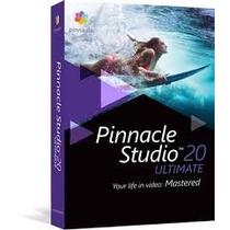 Pinnacle Studio  Ultimate Vs 20.5.0 Completo. 32 E 64 Bits