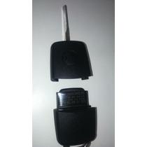 Chave Canivete Controle Alarme Vw Polo 2003 - Com Lâmina