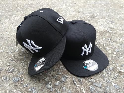 Boné Infantil Ny   New York   Yankees   Menino Aba Reta 6e65a1743ed