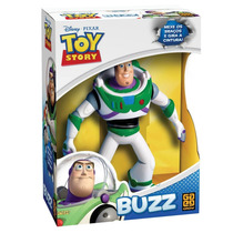 Lacrado Boneco Da Grow Toy Story Buzz Lightyear