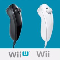 Nunchuck Original Wii E Wii U | Com Nf E Garantia De Loja!
