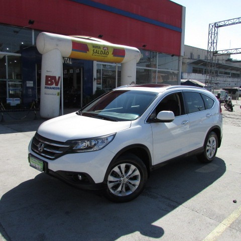 CRV 2.0 AWD AT 2012 BRANCO