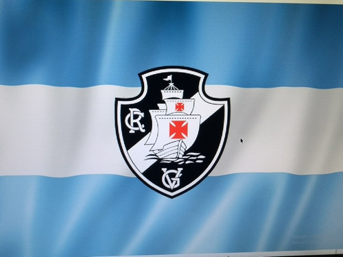 e41e0e8f6e271 Bandeira Argentina Vasco Da Gama 1x1