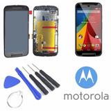 Display Tela Moto G2 Original + Ferramentas + Película