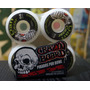 Roda Skate Crazynboard Pro Model Dan Cezar 58mm