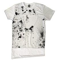 Camiseta Camisetao Masculino Oversized Longline Swag Mc Gui