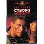 Dvd Original Do Filme Cyborg - O Dragão Do Futuro