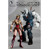 Dc Collectibles Injustice Wonder Woman Vs Solomon Grundy