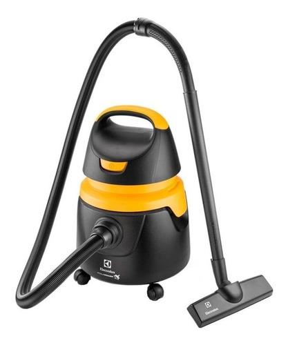 Aspirador Electrolux Acqua Power Aqp20 10l Preto E Amarelo 220v