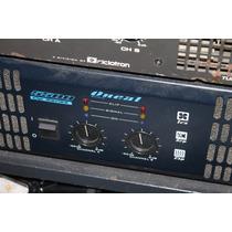 Amplificador Oneal 5500 1000w Rms