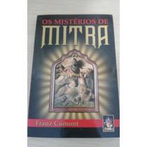 Livro O Misterios De Mitra - Frete Gratis